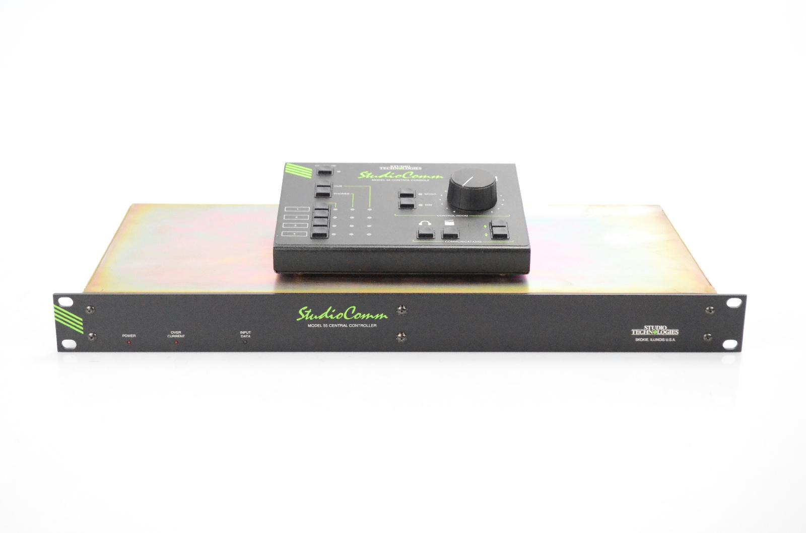 Studio Technologies StudioComm 55/56 Stereo Monitoring System & MIDI Cord #32097