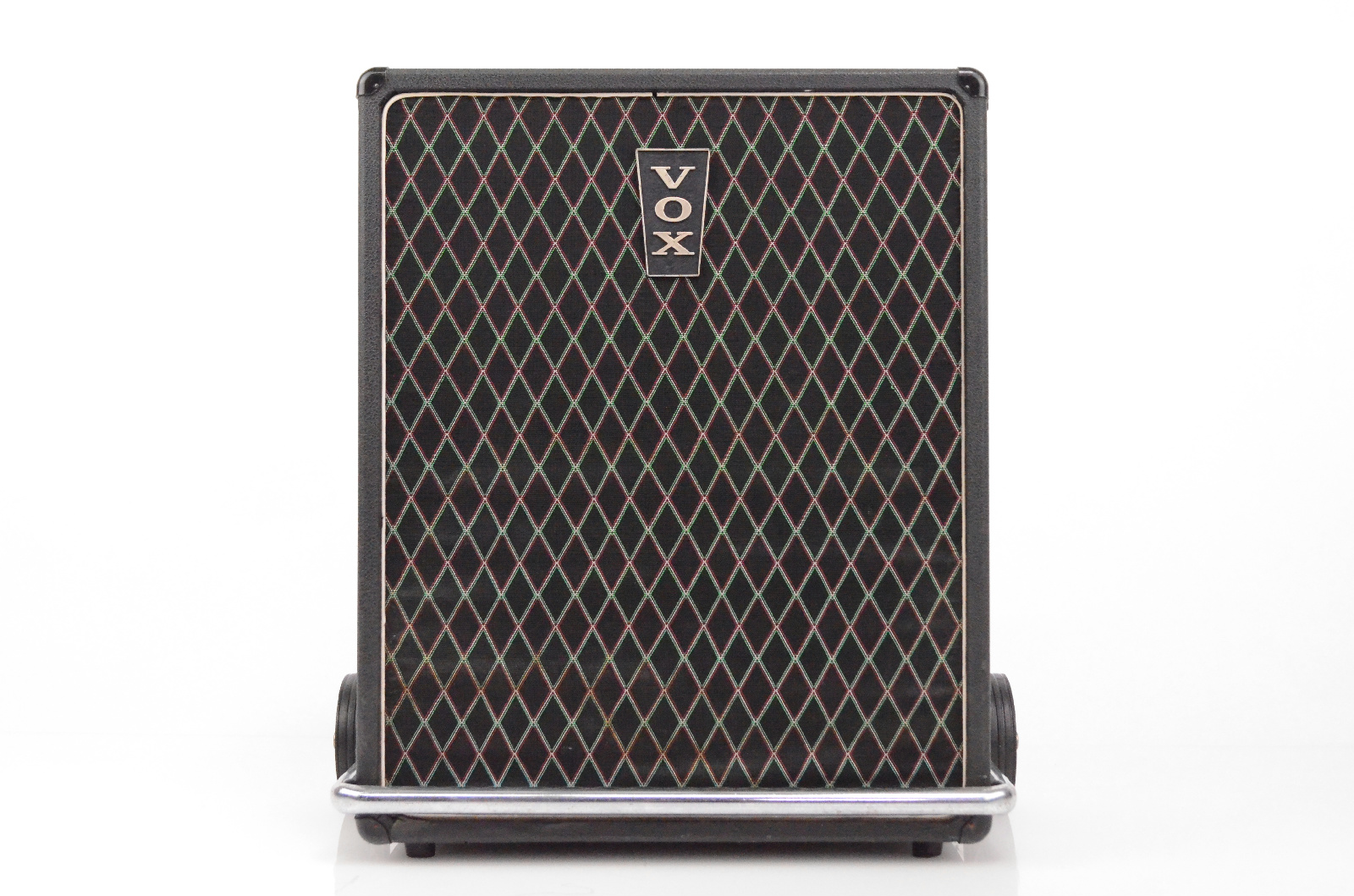 Vox V1241 Kensington Bass Combo Amp Amplifier w/ Cart Footswitch & Cover #32092