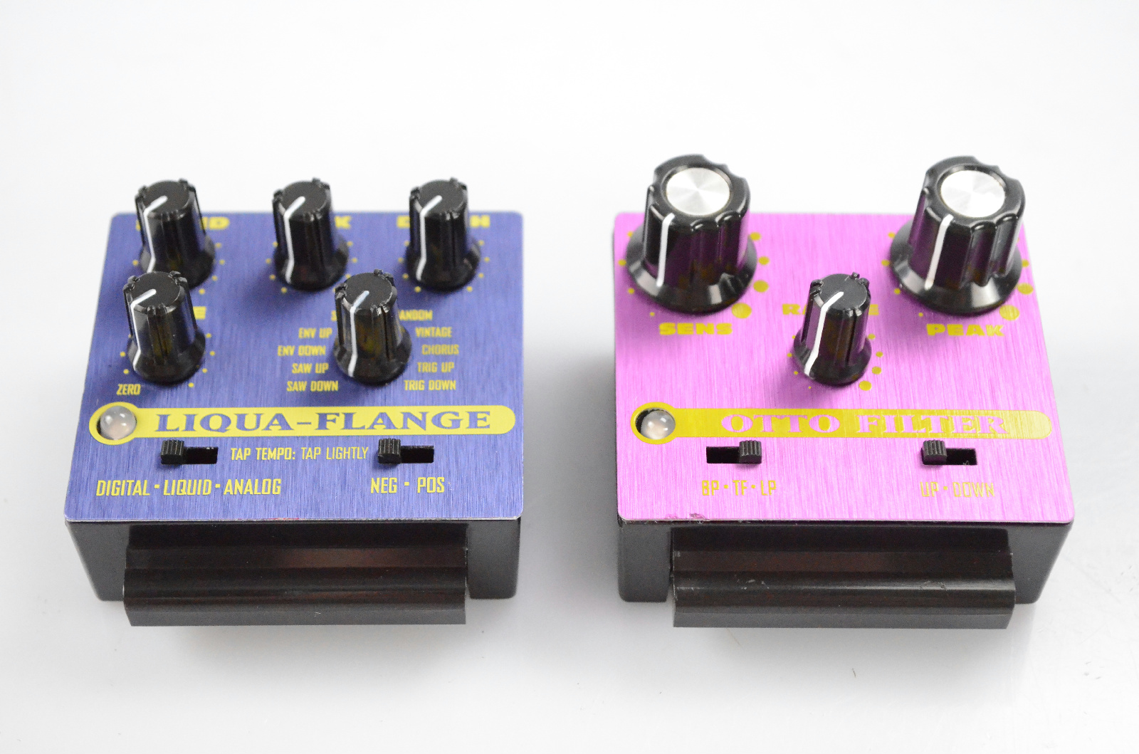 Line 6 Liqua-Flange & Otto Filter ToneCore Guitar Effect Modules Core #32024