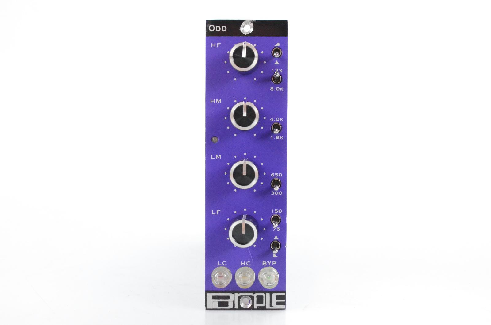 Purple Audio Odd EQ 500 Series Module Parametric Equalizer #32133