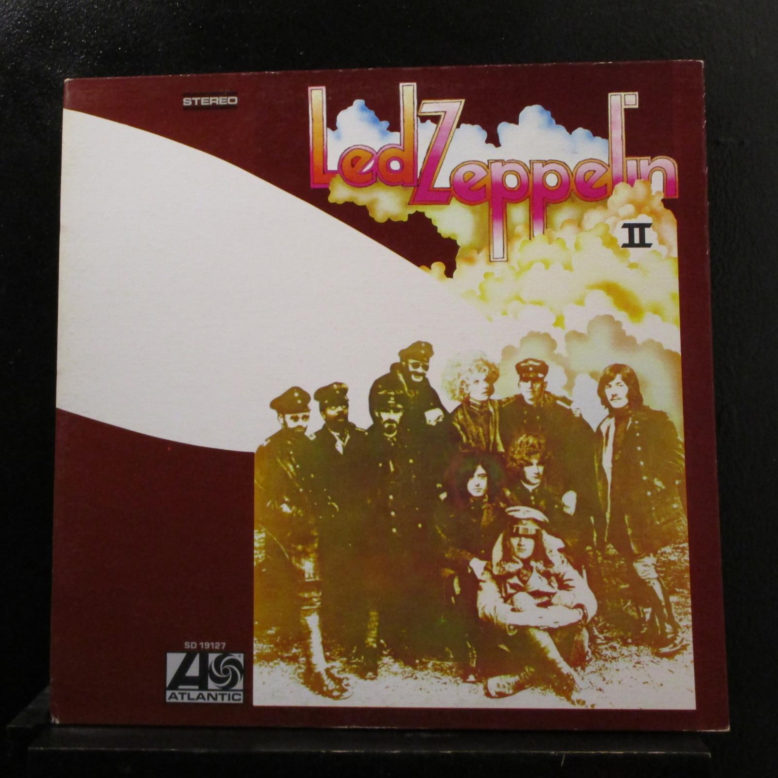 94f6c1667d Led Zeppelin - Led Zeppelin II LP Mint- SD 19127 Atlantic Stereo ...