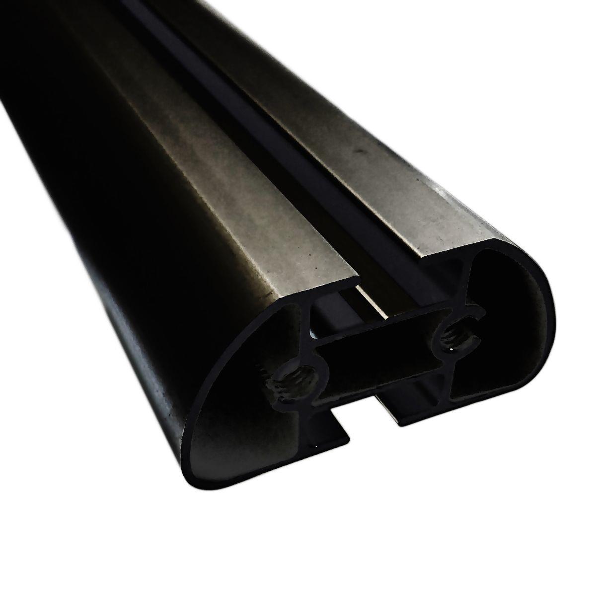 Vantech Black J1000 A286 72 Quot Ladder Roof Rack No Acc
