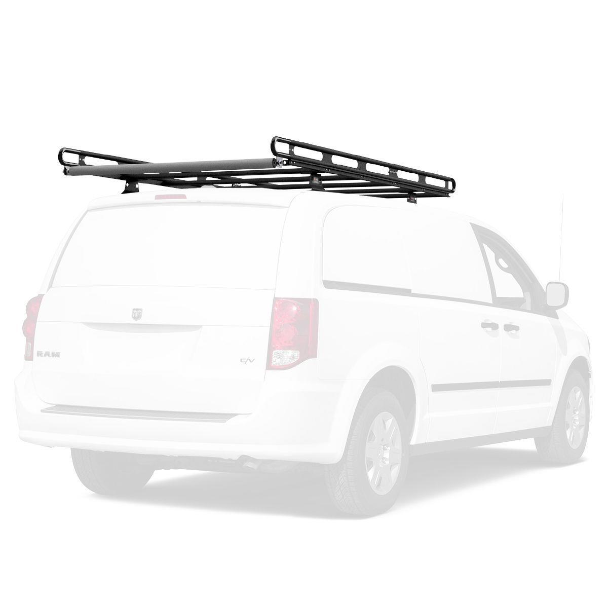 Vantech Black H2 78 75 Quot Aluminum Universal Ladder Cargo