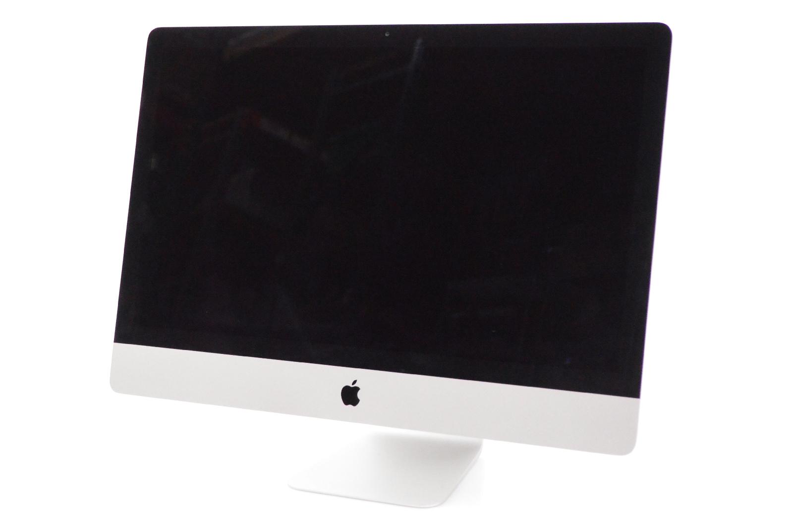 """Apple 27"""" iMac A1419 8GB 3.2Ghz A1419 i5 El Capitan 10.11.5 #32316"""