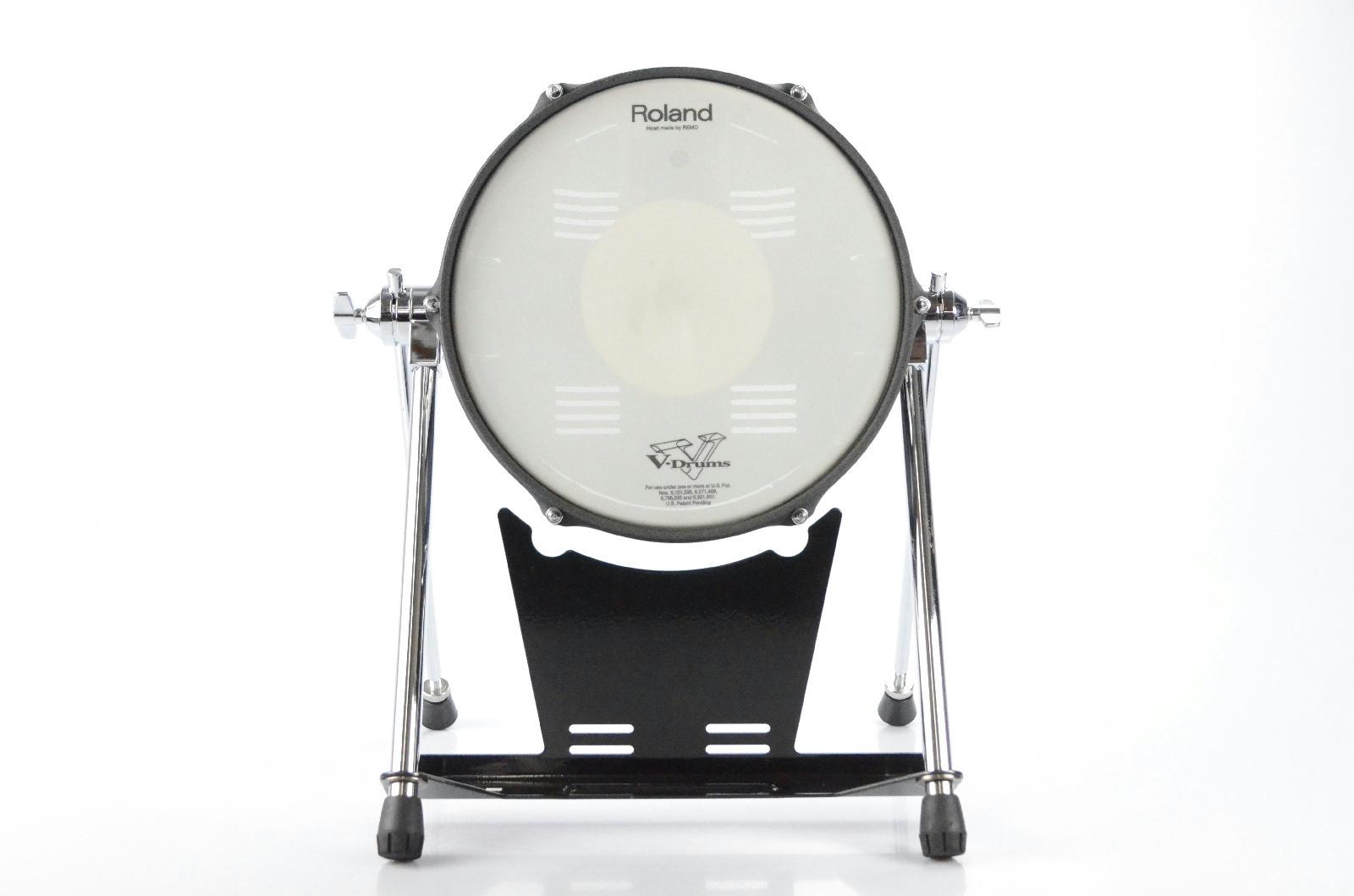 Roland KD-120 V-Drum Kick Bass Drum Electronic Trigger Pad w/ Box KD120 #32198