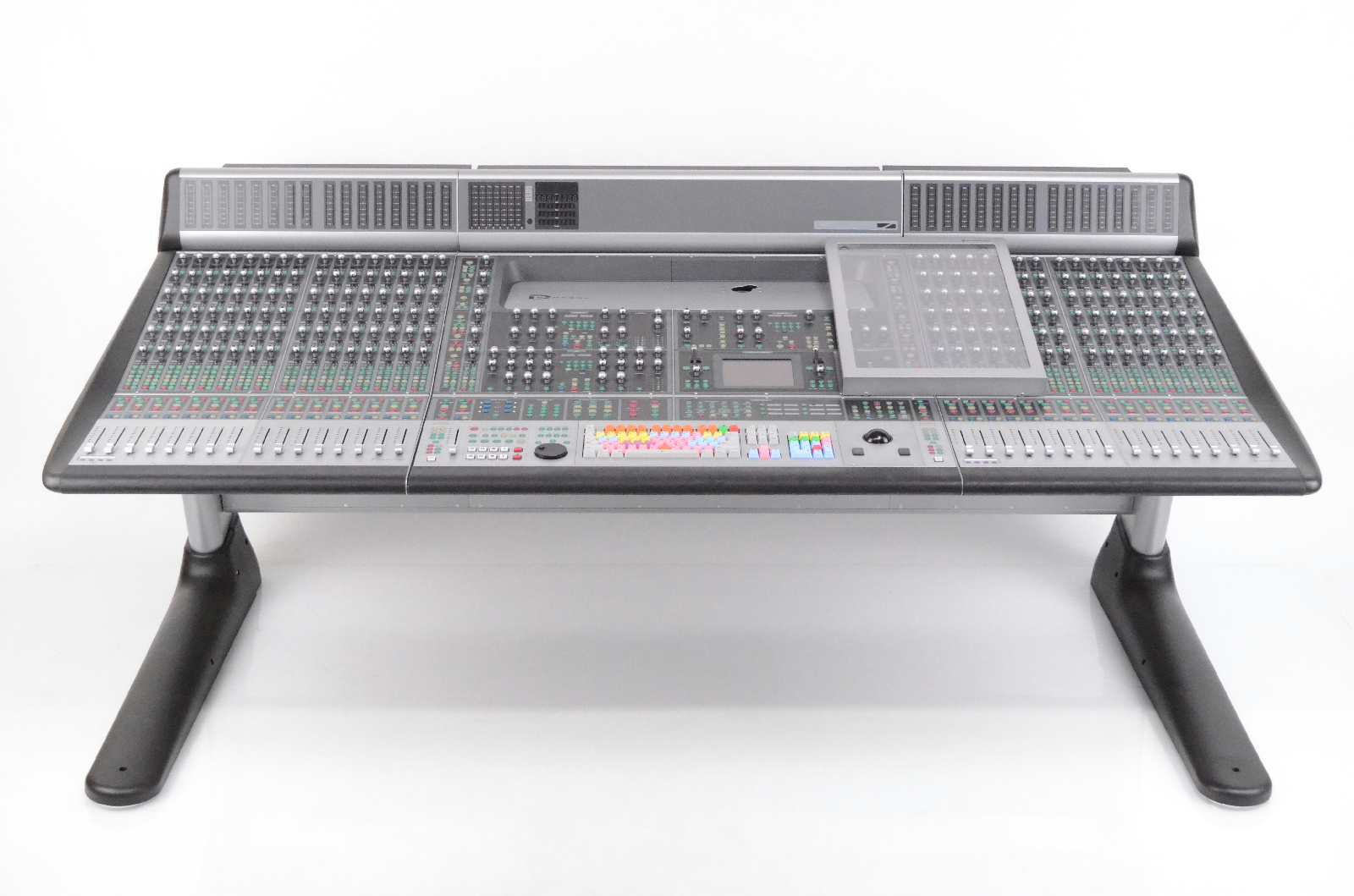 Digidesign D-Control 32 Channel Pro Tools Control Surface Console Avid #32313