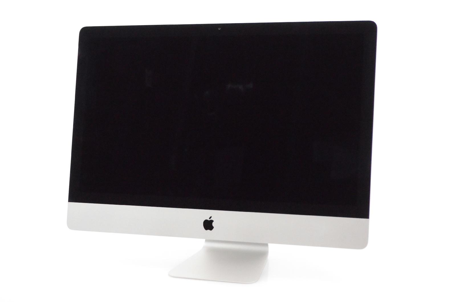 """2012 Apple 27"""" iMac 8 GB 3.2 Ghz Intel Core i5 El Capitan 10.11.15 #32337"""