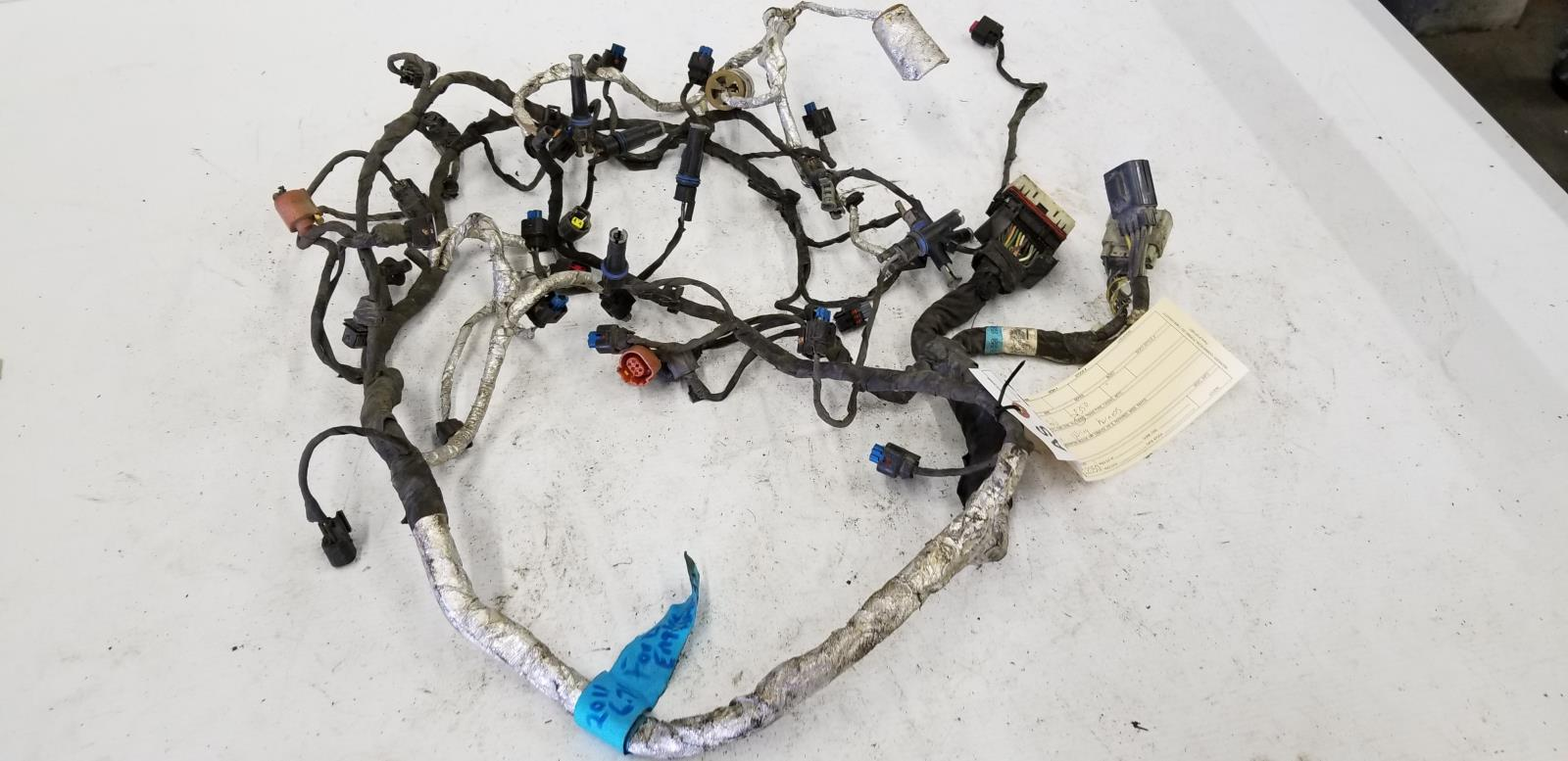 on f 350 wiring harness