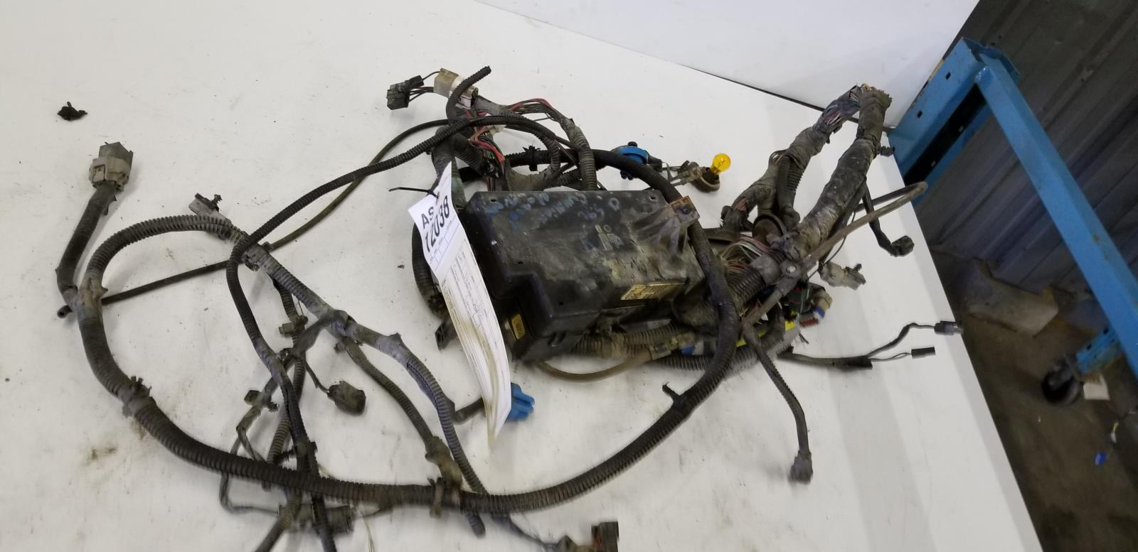 2001 Dodge Cummins 2500 3500 5.9L engine compartment wiring harness as12038  | eBayeBay