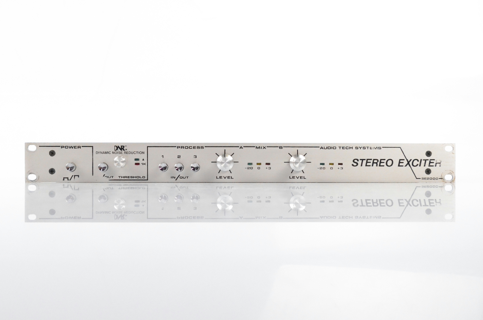Audio Tech SE2000 Stereo Exciter Dynamic Noise Reduction SE 2000 #32394