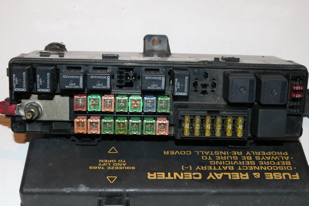 01 05 dodge intrepid relay fuse box block panel warranty 3124 ebay 2001 dodge intrepid mpg 01 05 dodge intrepid relay fuse box block panel warranty 3124