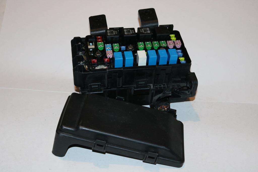 06-07 hyundai sonata 2 4l i4 mpi sedan under hood relay fuse box #3133