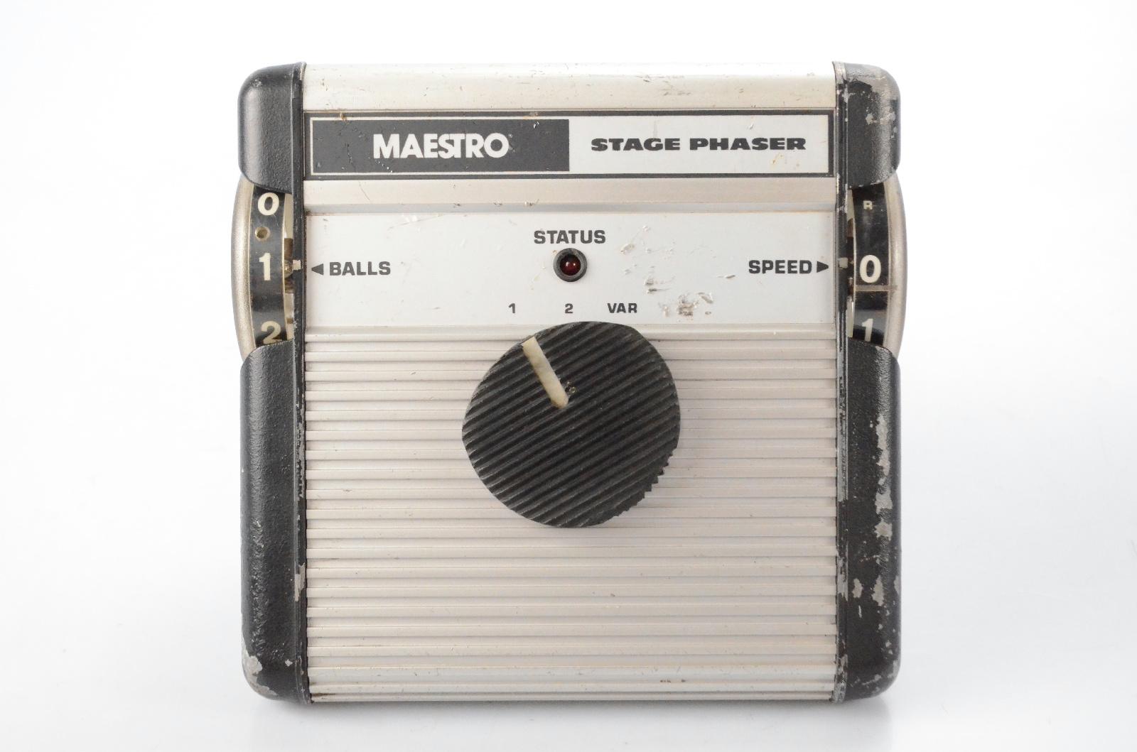 Maestro MSP Stage Phaser Pedal Vintage Rare #32417