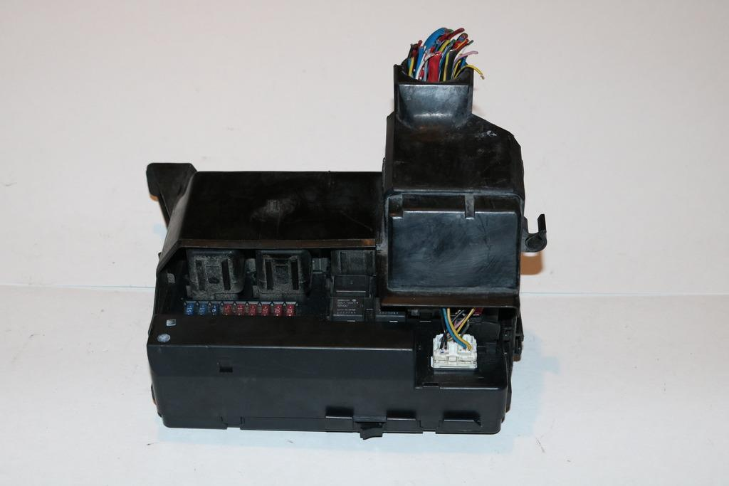 03 07 nissan murano 3 5l relay fuse box block panel. Black Bedroom Furniture Sets. Home Design Ideas