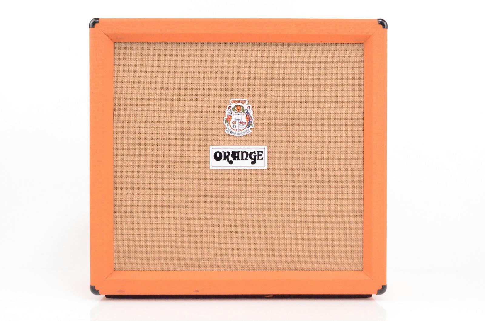 Orange OR 412 Guitar Speaker 4x12 Cabinet OR412 #32496