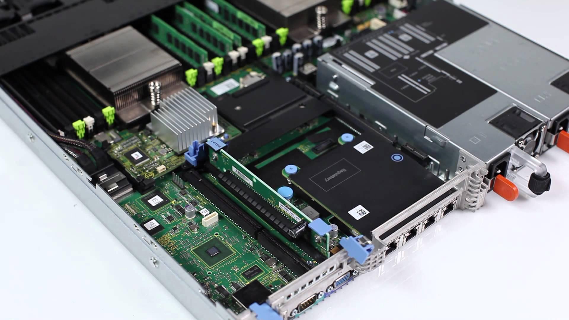 DELL PowerEdge R620 2xE5-2650 v2 Xeon 8-Core 2 6GHz 96GB RAM 4x300GB SAS  RAID