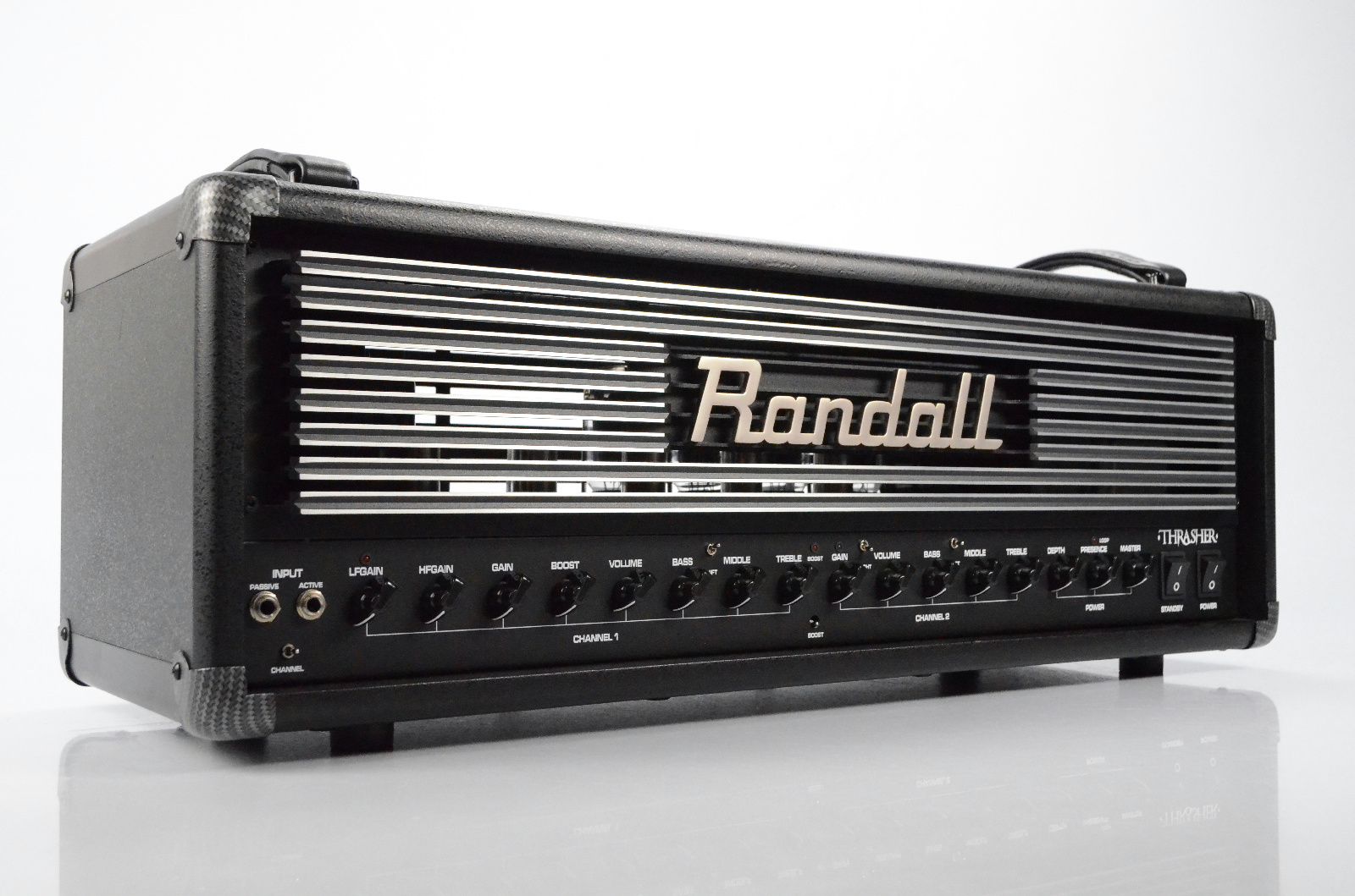 Details about Randall Thrasher Guitar Tube Amplifier Amp Head Owned by  George Lynch #32451