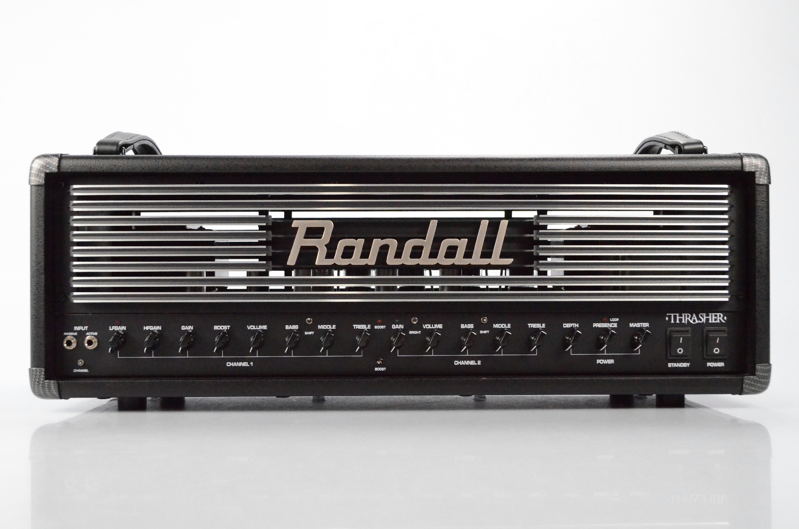 Randall Thrasher Guitar Tube Amplifier Amp Head Owned by George Lynch #32451