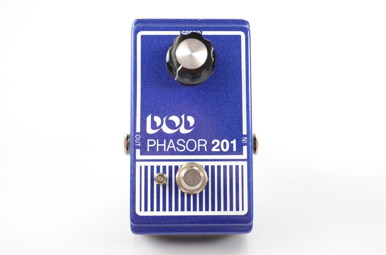 DOD Phasor 201 Guitar Phaser Effect Pedal Owned by George Lynch #32461