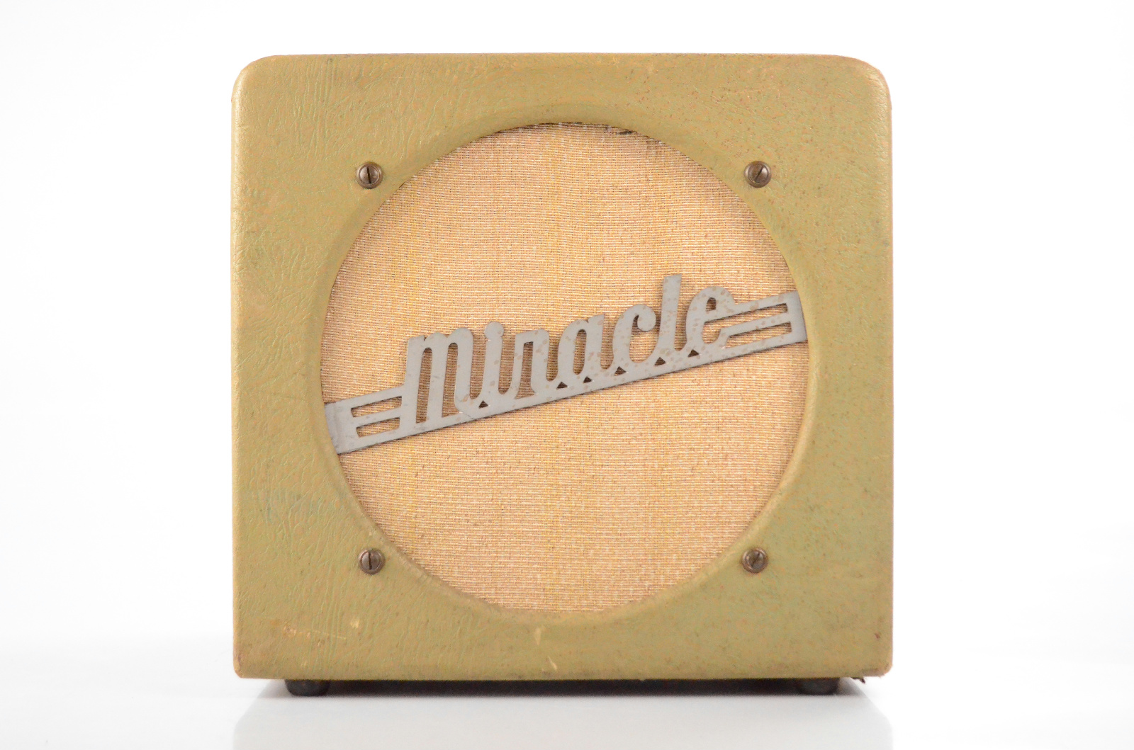"1950's Miracle Extension Cabinet w/ 12"" Jensen Alnico 5 Speaker #32555"