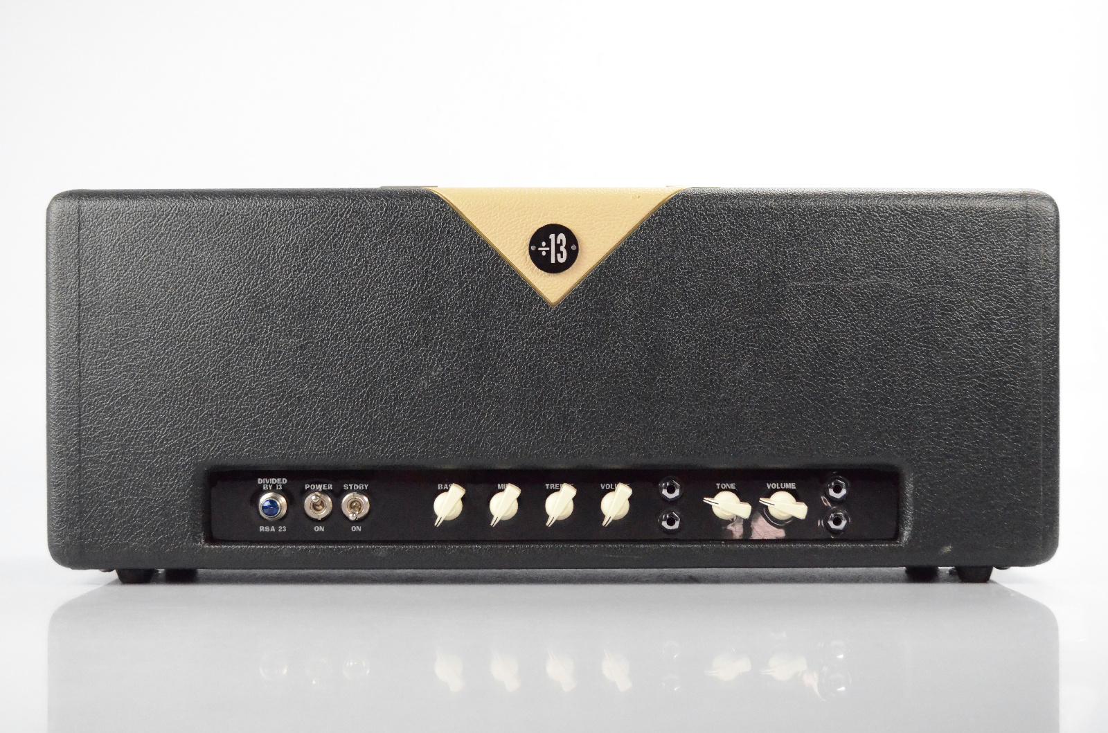 Divided By 13 RSA 23 Tube Valve Guitar Amplifier Amp Head KT 88 23 Watt #32657