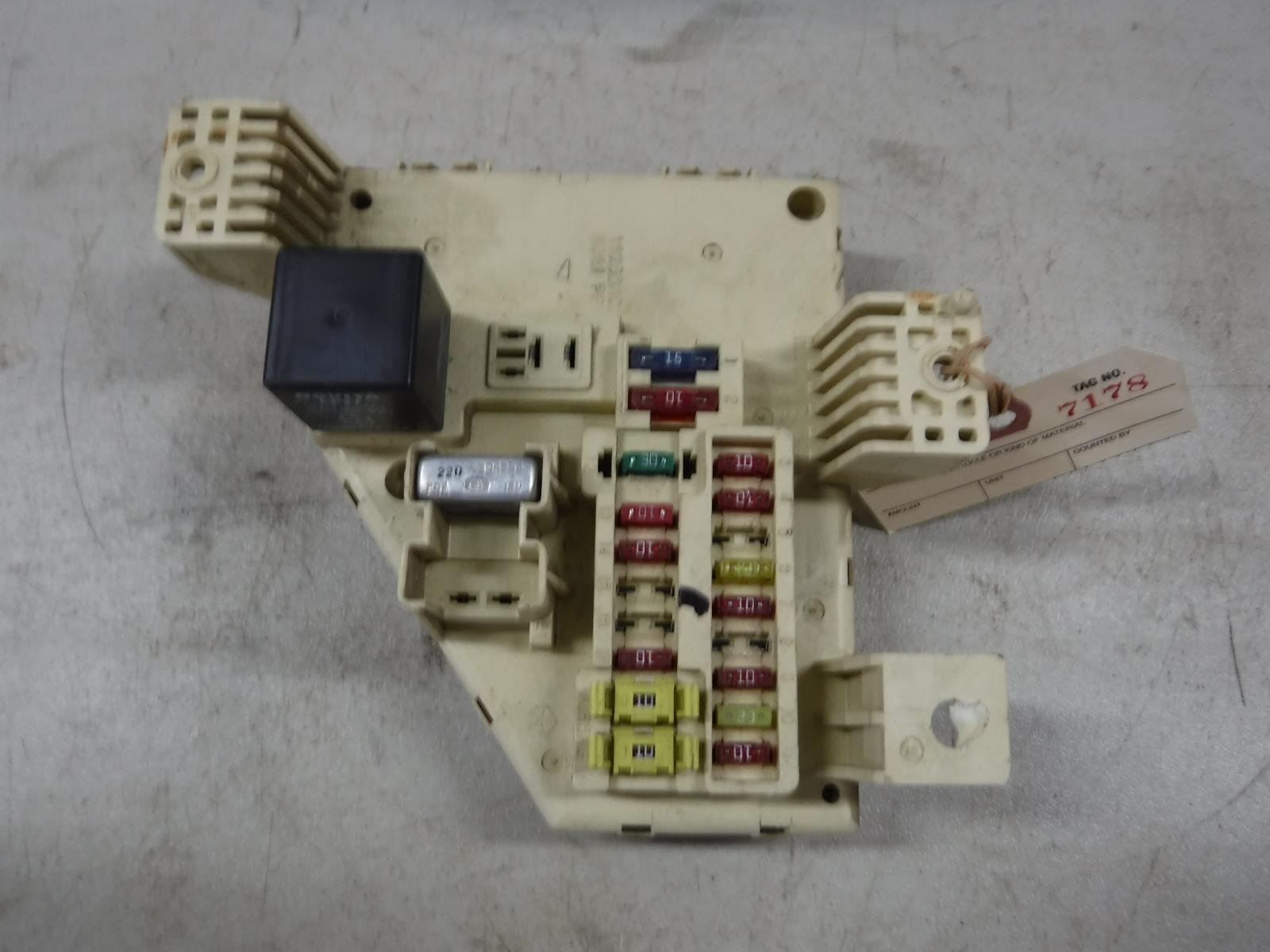 [SCHEMATICS_4CA]  1998 - 2002 DODGE RAM 2500 5.9 DIESEL INTERIOR FUSE BOX SLT 16238ACN0A1 PP  OEM | eBay | Fuse Box Dodge Ram 2500 |  | eBay
