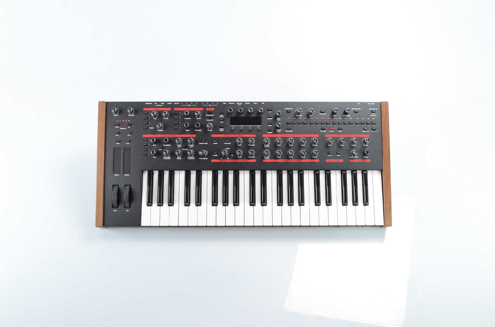 Dave Smith Instruments Pro 2 Synthesizer Owned by Justin Meldal-Johnsen #32829