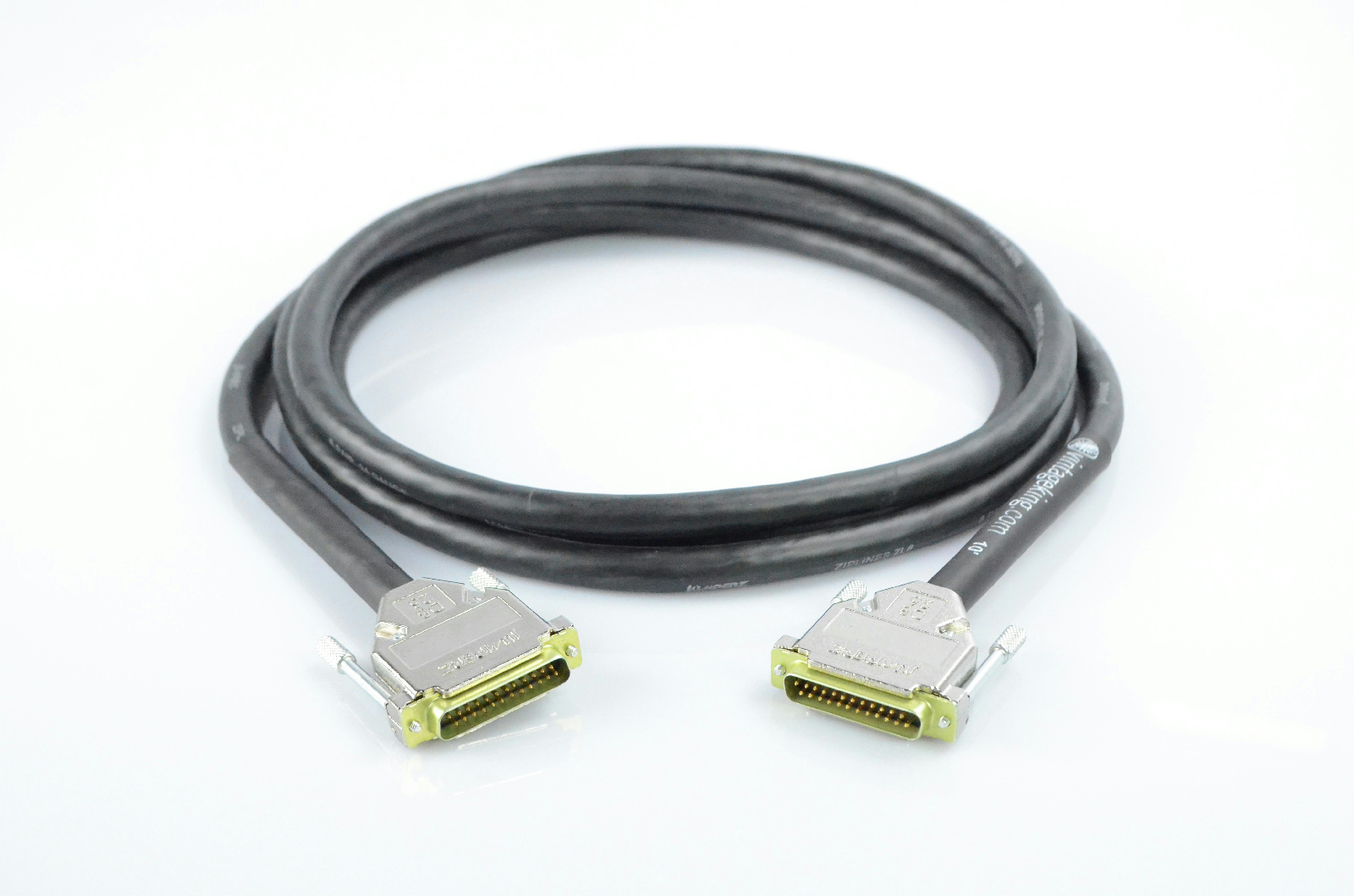 Vintage King 10' Jumperz Ziplines ZL8 DB25-DB25 8 Channel Snake Cable #32782