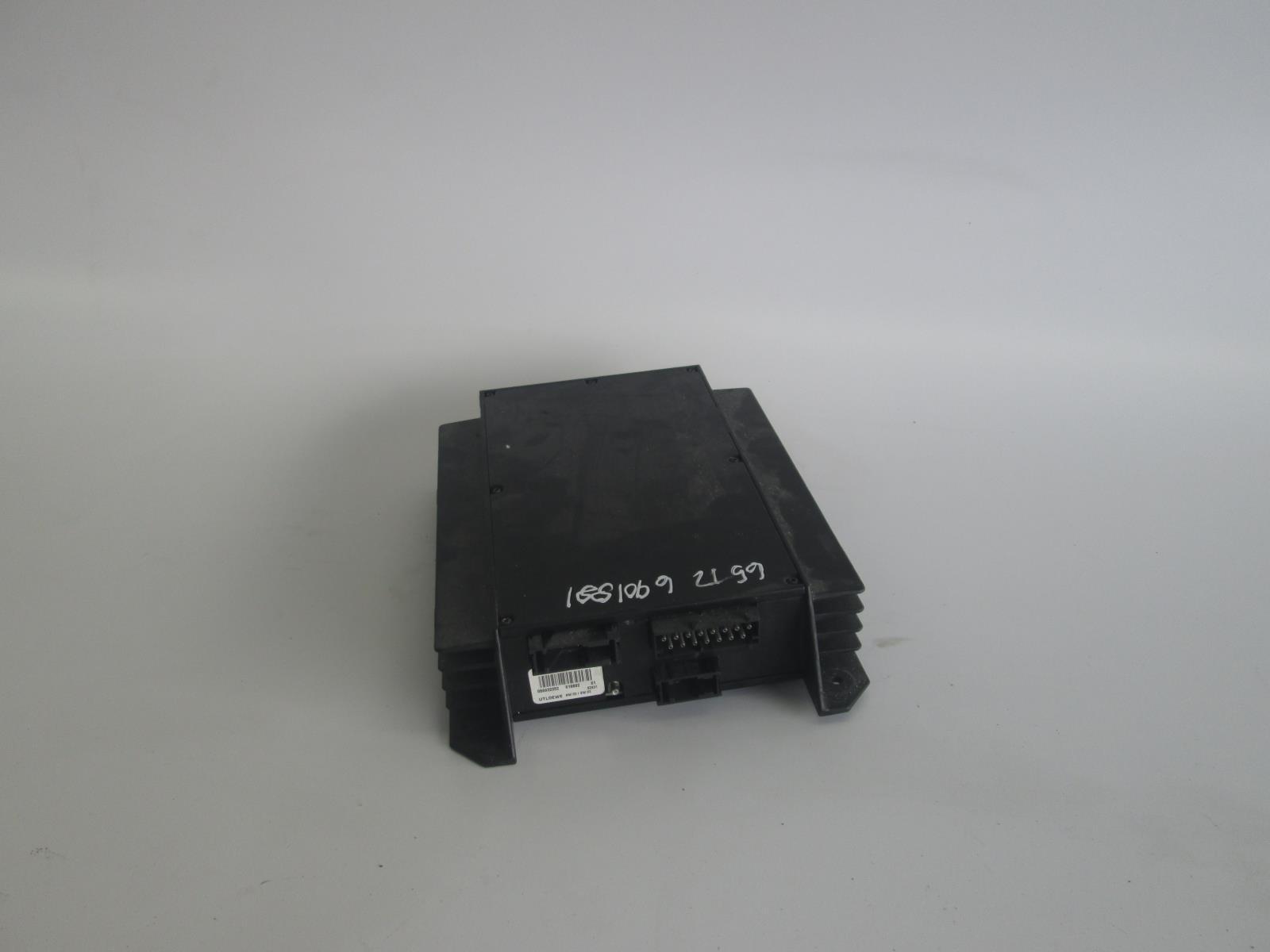 Bmw E38 E39 Radio Amplifier 65126901881 Allums Import