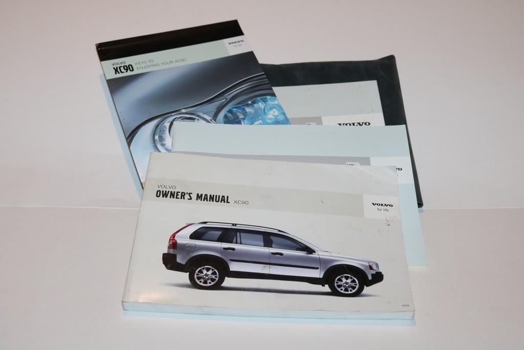 volvo xc90 owners manual 2006 basic instruction manual u2022 rh ryanshtuff co 2005 Volvo Service Manual 2005 volvo xc90 owners manual download
