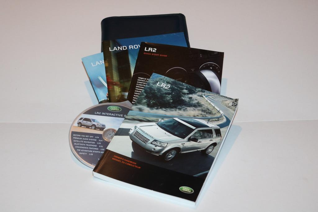 Land Rover Manual Guide