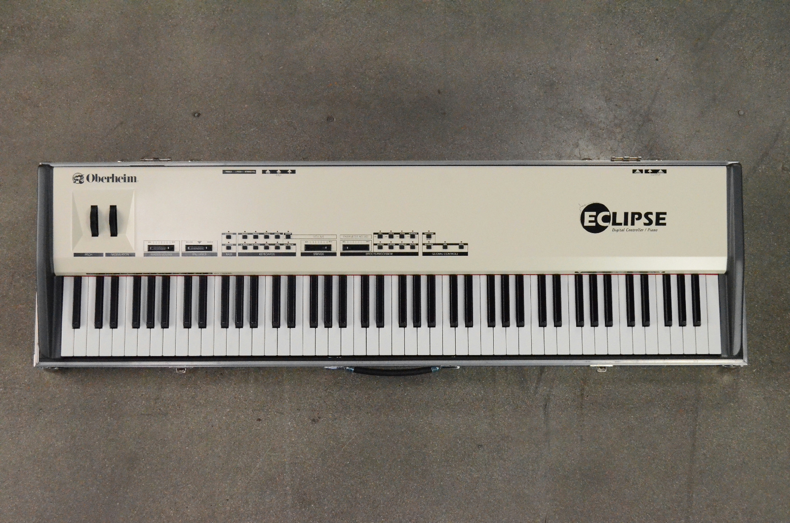 Oberheim Eclipse Digital Controller Piano Owned by Lyle Mays #32702