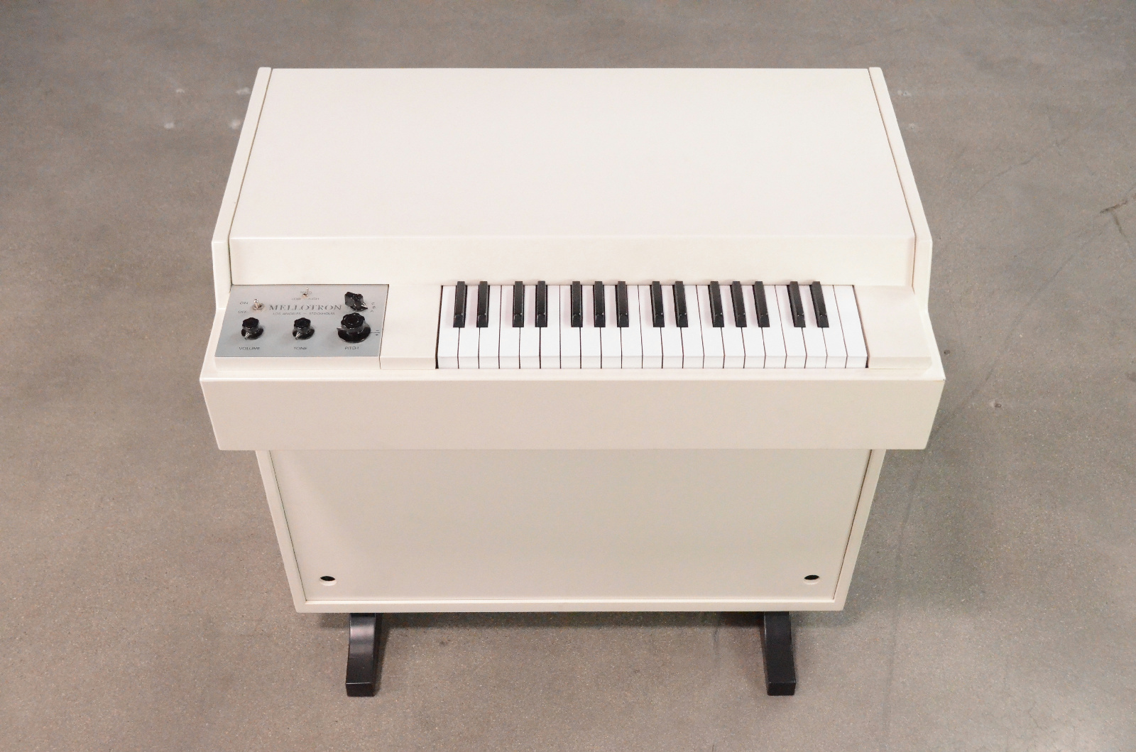 Mellotron Mk VI MkVI Polyphonic Analog Tape Keyboard w/ Extra Tapes #32941