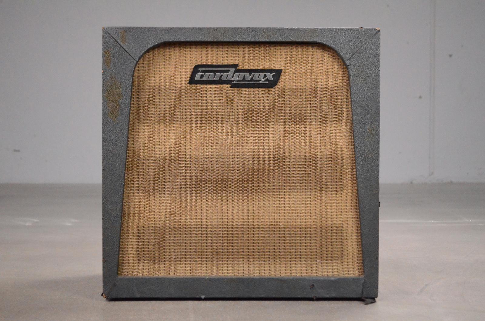 Cordovox 10LR-25 Tremolo Chorus Leslie Rotating Speaker Guitar Cabinet #32232