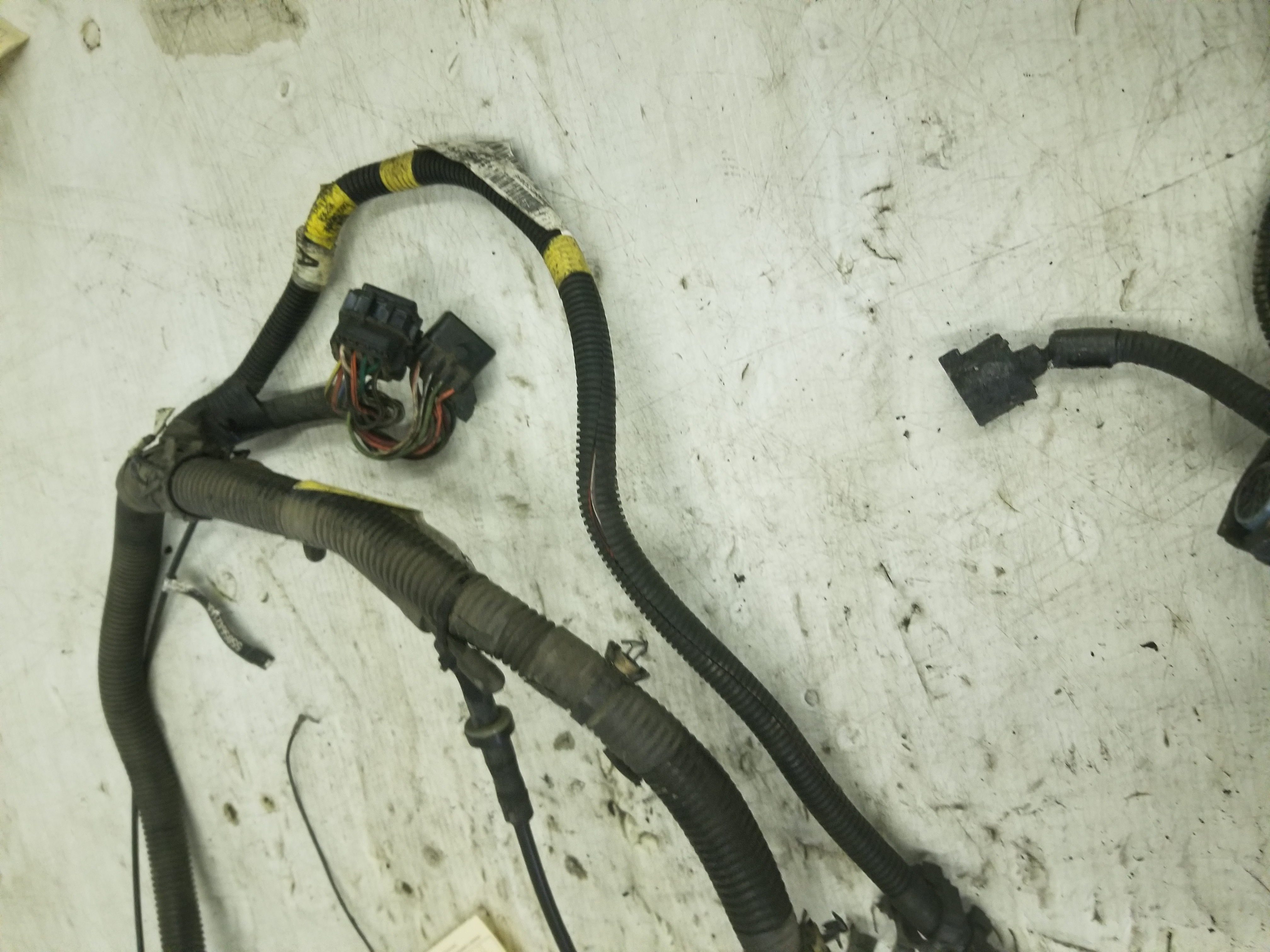 2002 Dodge Cummins 3500 59l Transmission Wiring Harness For Ram Parting Out The Complete Truck So If You Are Looking Anything Else Or Have Any Questions Please Feel Free To Send Me A Message Through Ebay