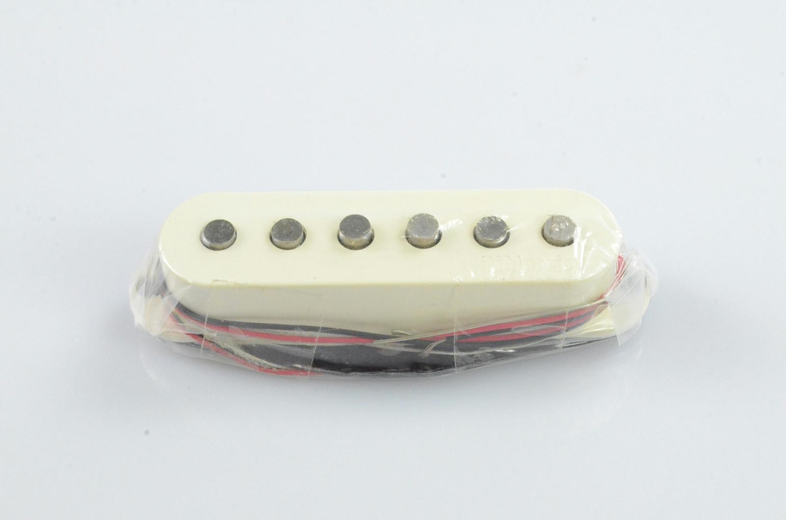 DiMarzio ISCV3 JEM Breed Single Coil Guitar Pickup Parchment White #32730