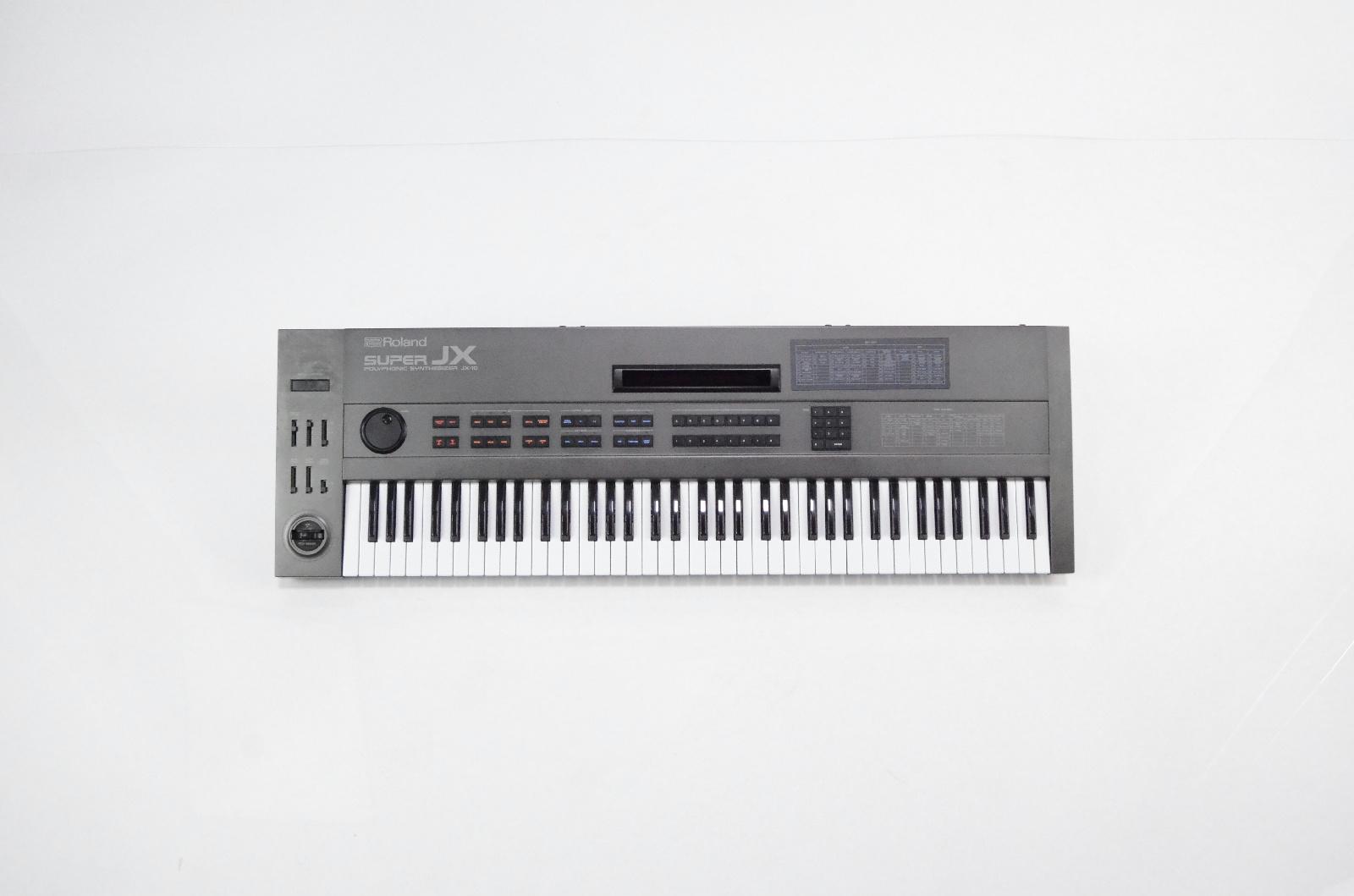 Roland Super JX Polyphonic Synthesizer JX-10 Justin Meldal-Johnsen #32879