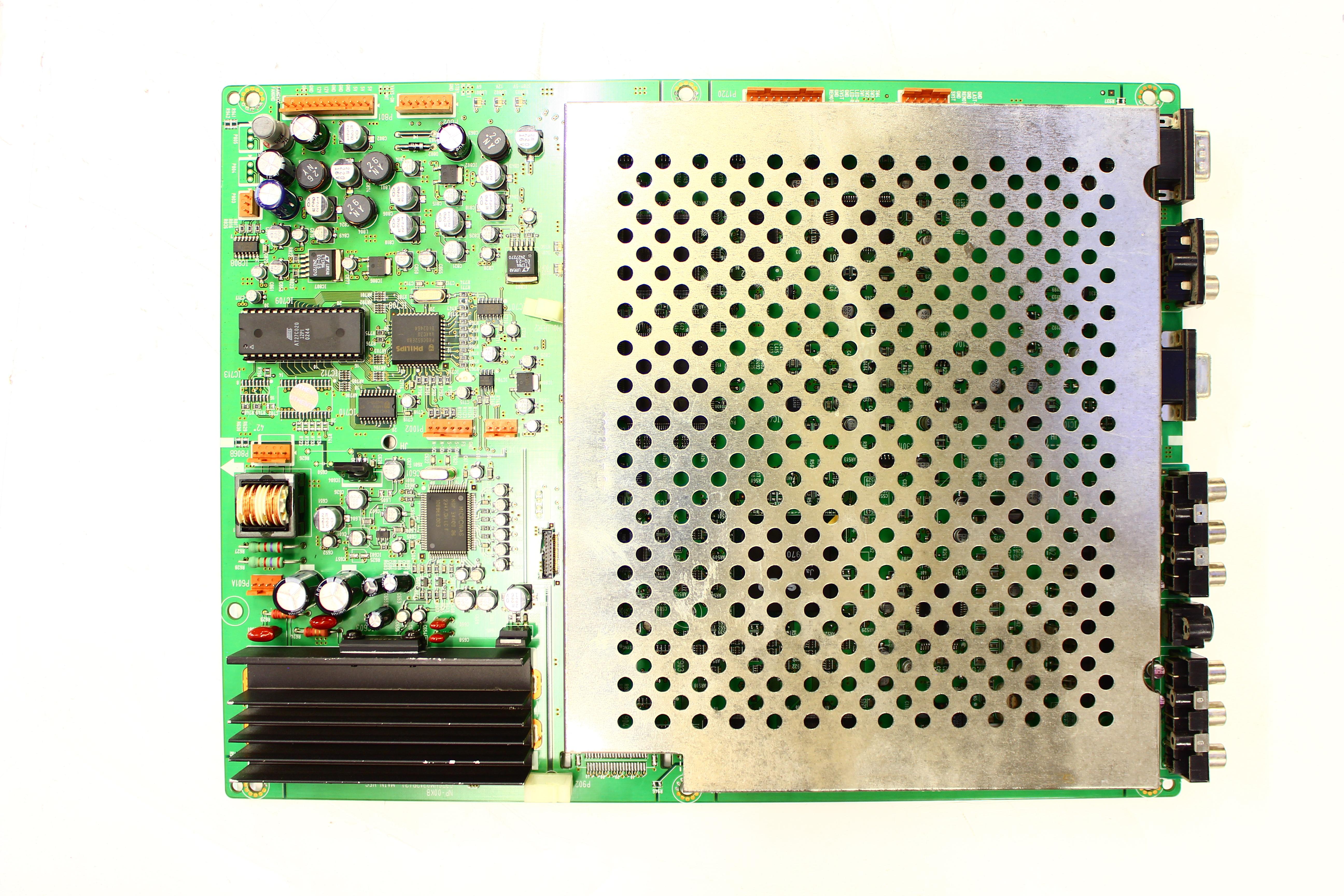 LG MU-60PZ12VA Main Board 6871VMMB78A V 1