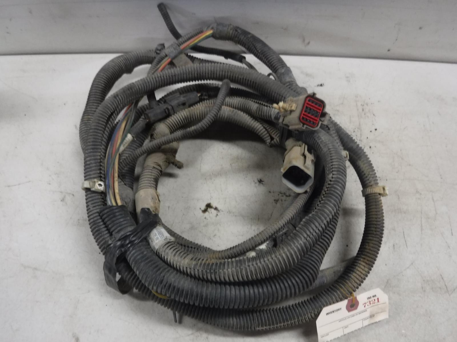 Ford F550 Wiring