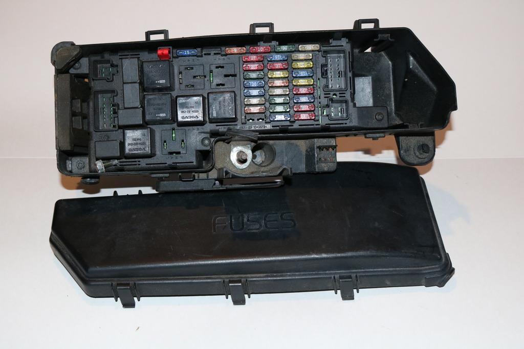 Fuse Box On 2003 Volvo S40 : Volvo s fuse box wiring schematic diagram