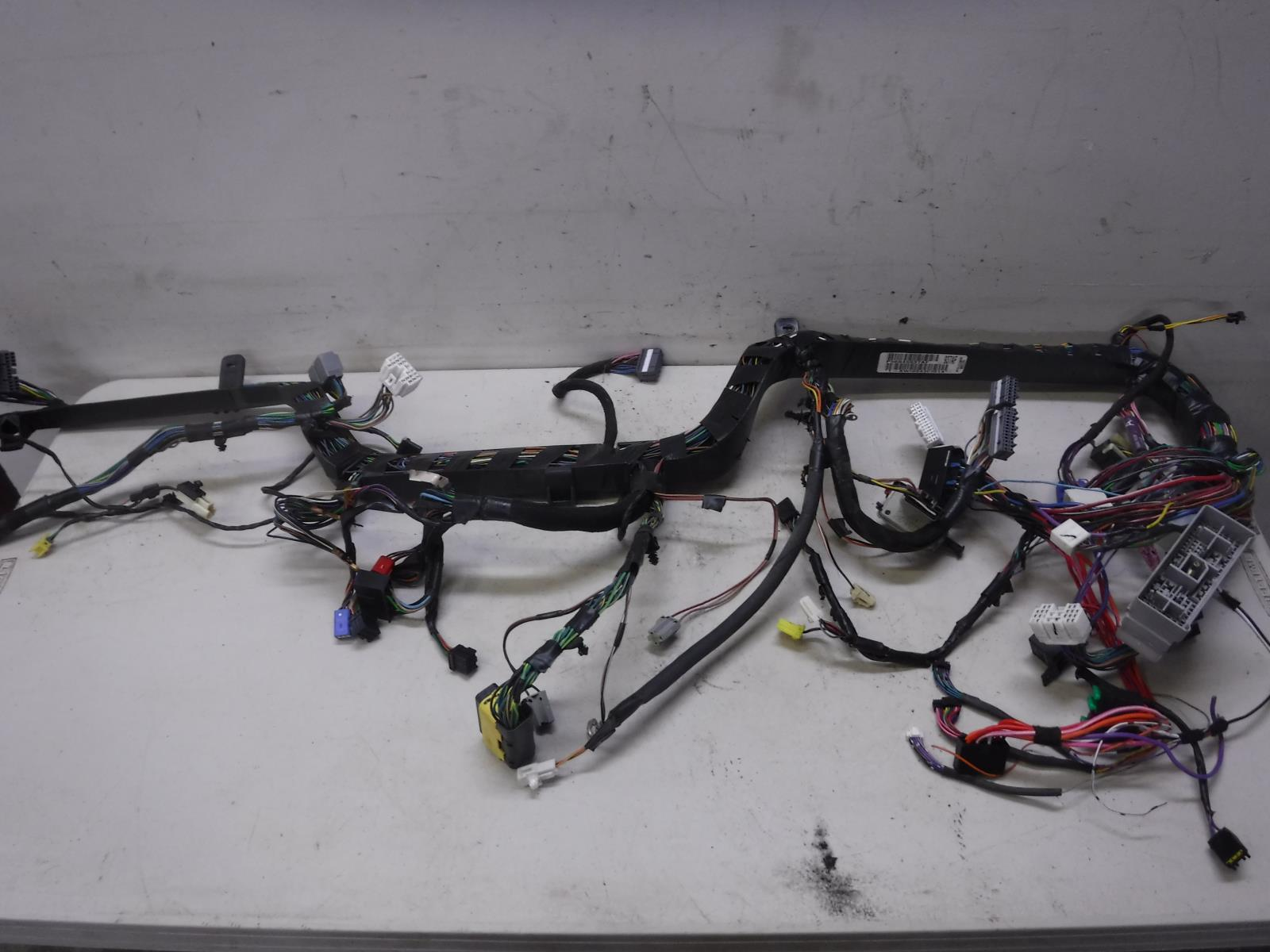 2003 DODGE RAM 1500 SLT AUTO 4X4 DASH WIRING HARNESS P56045937AF OEM | eBayeBay