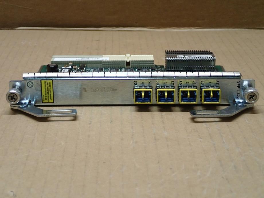 Cisco Transceiver Module 2km SFPOC12MMAO Stm4 Multimode Sfp F Add-on Computer SFP-OC12-MM-AO Oc-12