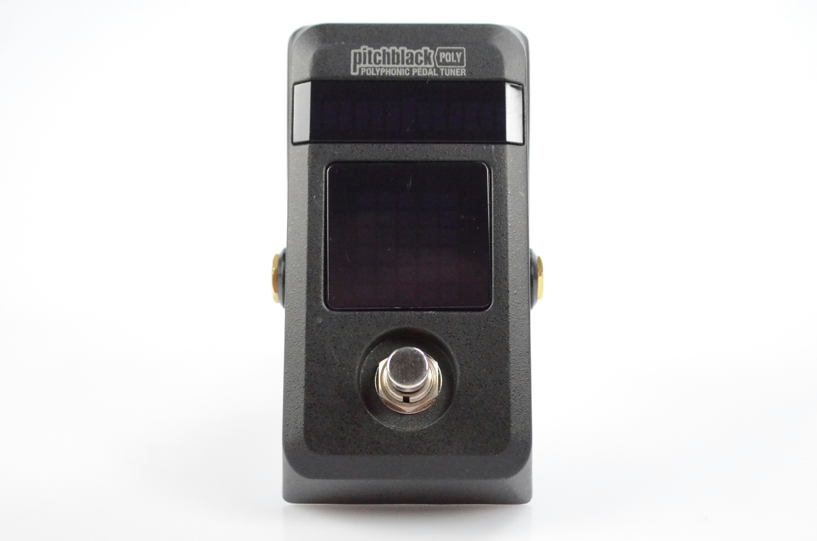 Korg Pitchblack Guitar Pedal Tuner Owned & Signed by Paul Gilbert #33081