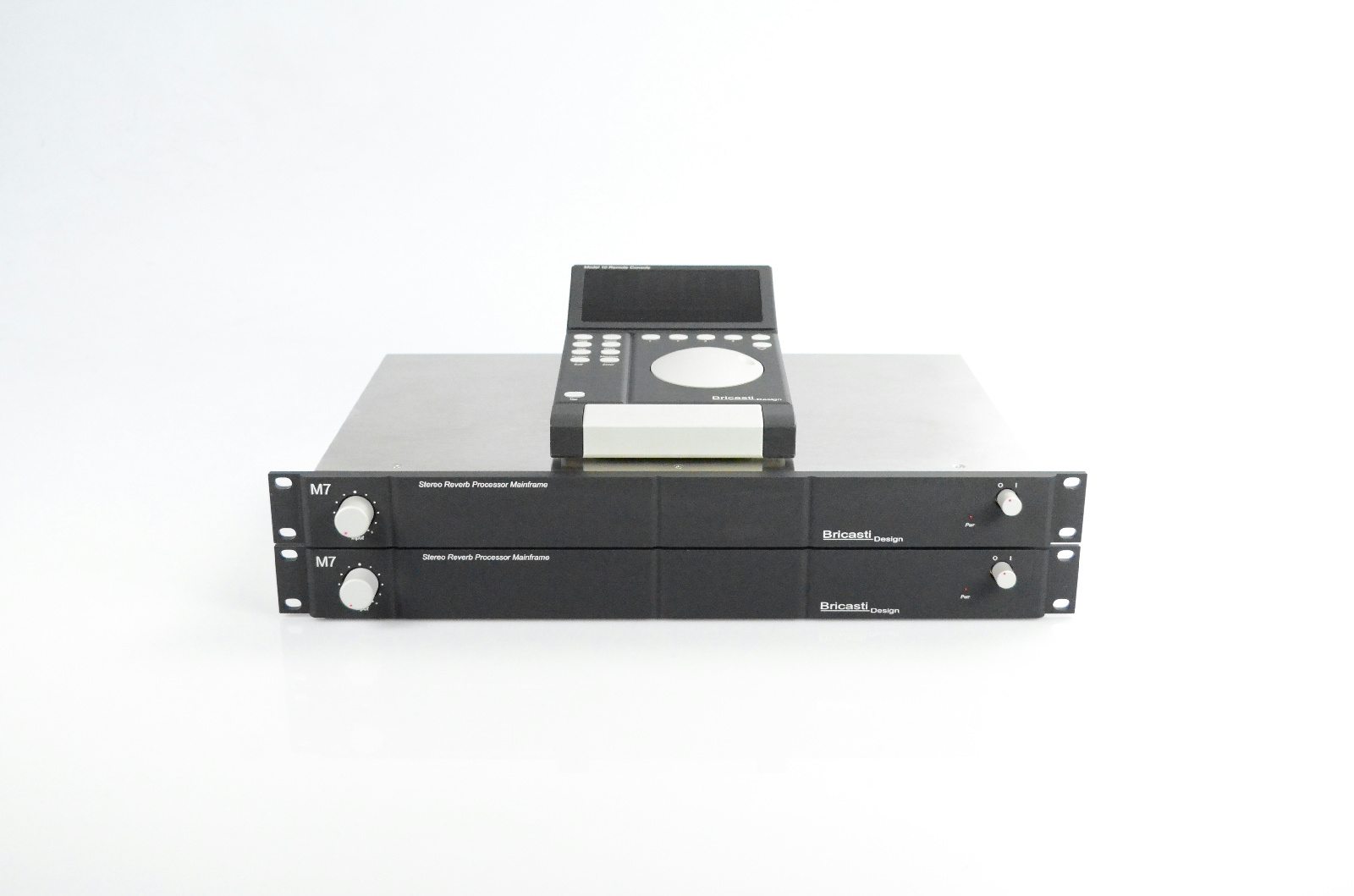 Bricasti Design System 2 M7 Stereo Reverb Processor Mainframe w/ Model 10 #33139