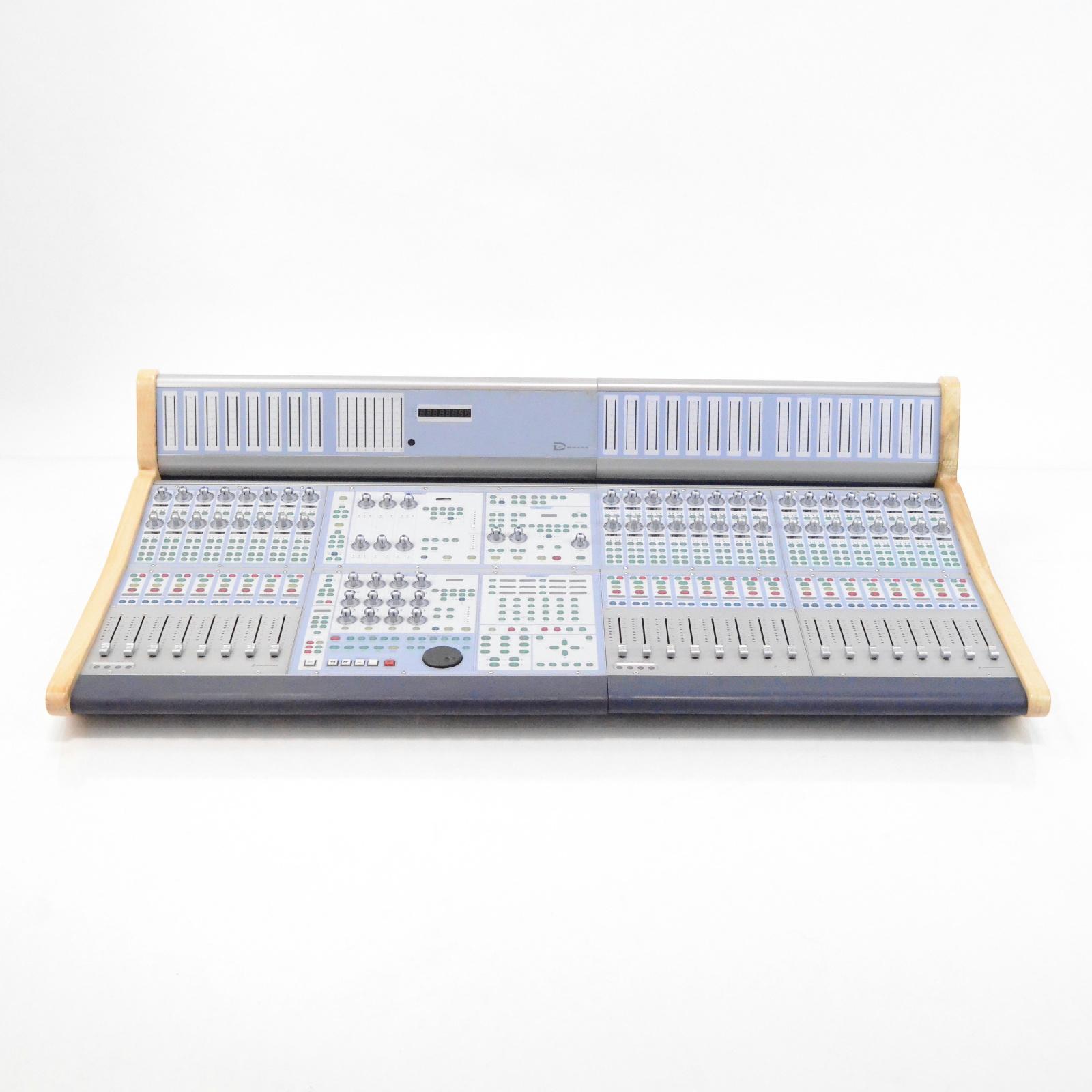 Digidesign D-Command Pro Tools HD Control Surface Console w/ Custom Wood #32943