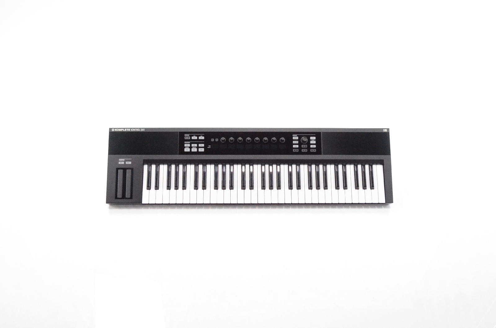 Native Instruments Komplete Kontrol S61 61 Key USB Keyboard Controller #32651