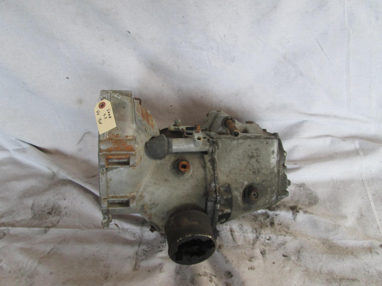 SAAB 93 96 V4 manual transmission 4 speed Vintage