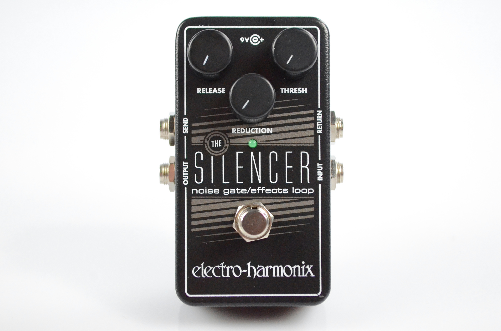 Electro-Harmonix EHX Silencer Noise Gate Owned & Signed by Paul Gilbert #33079