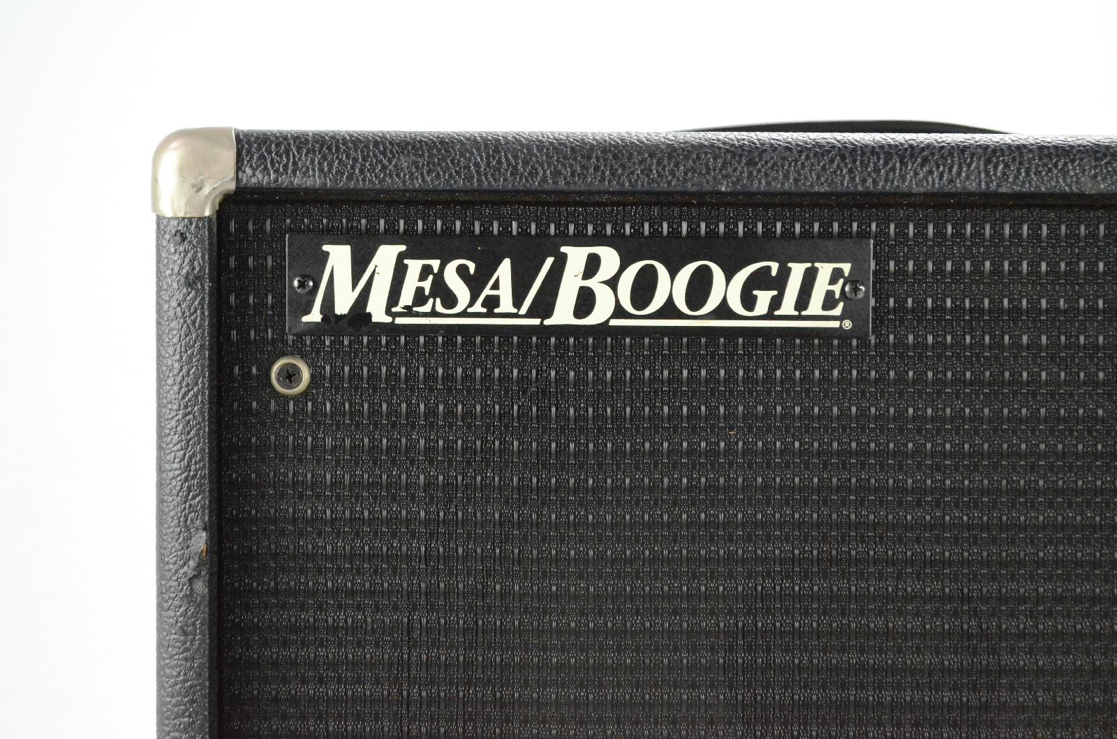 Mesa Boogie 1x12 Speaker Cabinet Black Shadow Celestion Mc90 8 Ohms Wiring Guitar 33252