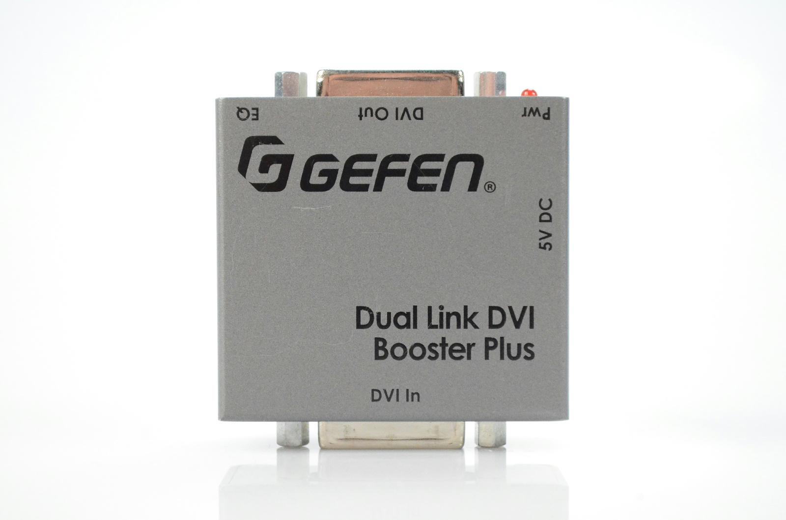 Gefen Dual Link DVI Booster Plus Extender Box #33132